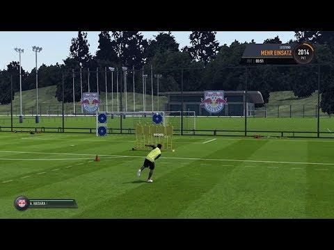 FIFA 18 Skills Challenge FC Red Bull Salzburg
