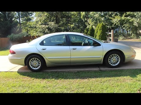 2002 CHRYSLER CONCORDE Auto Review - Used Car ?