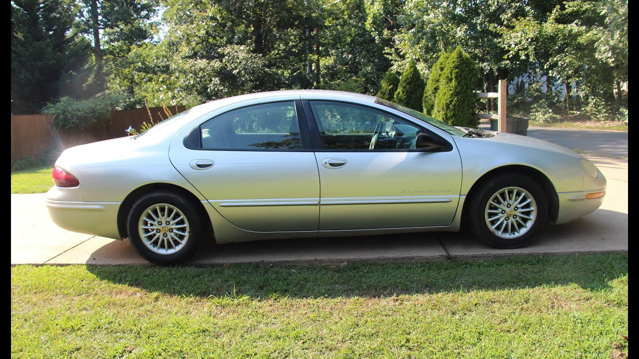2002 CHRYSLER CONCORDE Auto Review  Used Car 👈  YouTube