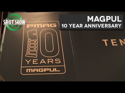 Magpul 10 years of innovation - SHOT Show 2017!