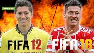 8 players who surpassed their fifa 12 potential