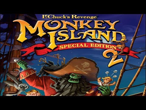 Monkey Island 2: LeChucku0027s Revenge Walkthrough