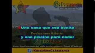 Cachumba No hay pesos ( karaoke ) (PRODUCCIONES ROBERTO)