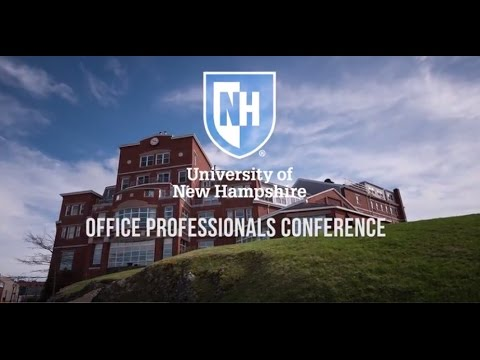 UNH Office Professional Conference