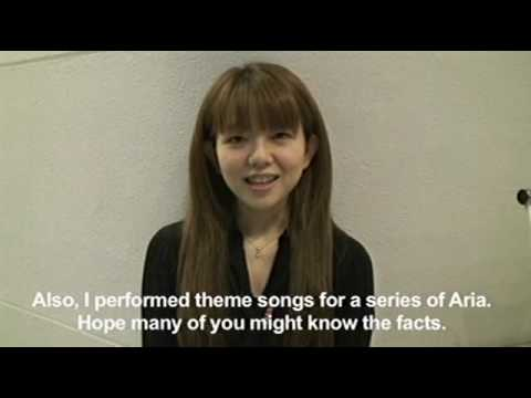 """Yui Makino Comments Singapore EOY 2009 """"An Extraordinary Journey"""""""