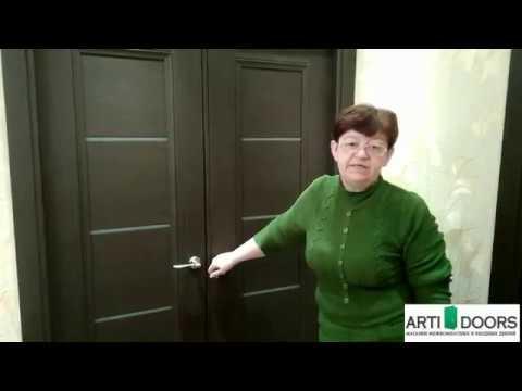 Отзыв довольного клиента (ArtiDoors.ru) - двери Краснодеревщик