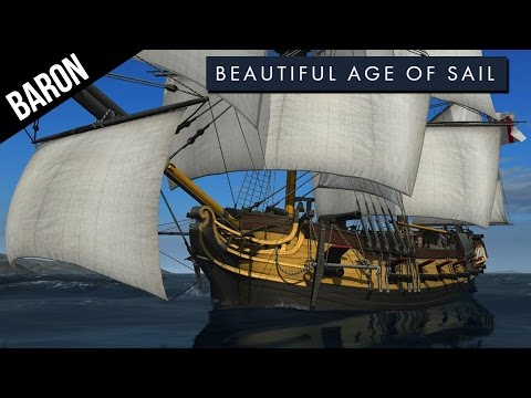 Naval Action Age Game - Admiral Nelsons Favorite Tactic?  NEW Ship, the Brig!