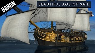 Naval Action Age Game - Admiral Nelson's Favorite Tactic?  NEW Ship, the Brig!