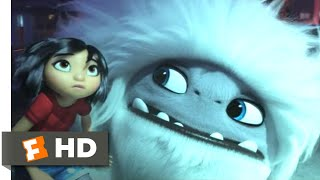 Abominable (2019) - Rooftop Escape Scene (2/10)   Movieclips