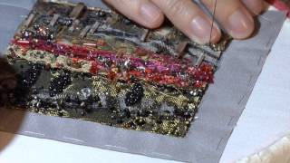 Atelier Sensible -  Broderie d'Art - Céline Lecoq - Rochefort-en-Terre