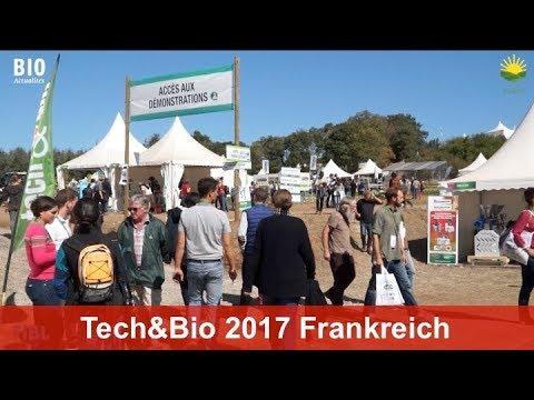 Tech&Bio 2017 in Frankreich - Demo-Aktivitäten in Europa (EU-Projekt PLAID)