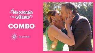 La Mexicana y el Güero: ¡Andrea le demuestra a Tyler su gran amor! | C-FINAL | Las Estrellas
