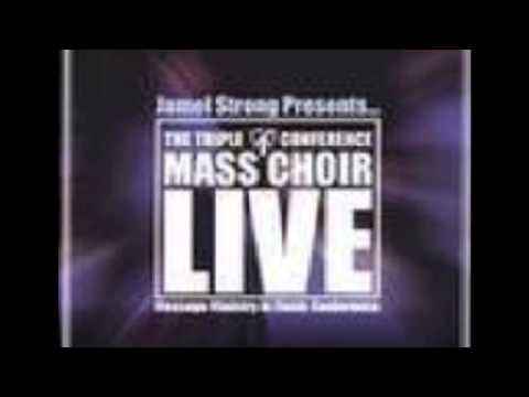 My Hands Are Lifted Up - Jamel Strong and The Triple M Mass Choir