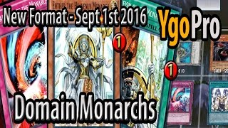 domain monarchs sept 2016 the new banlist crippled monarchs but we can adapt right 3