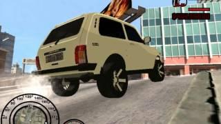 GTA San Andreas//arm mod//Armenian Niva//23 os 023