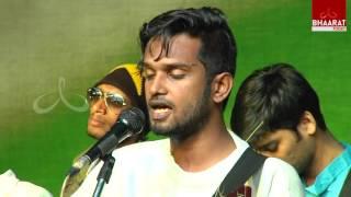 amogh team performance   yuva sankalp diwas   swami vivekananda   bhaarat today