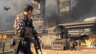 Call of Duty Black Ops 3 Campaign Mission Gameplay (Realistic Mode)