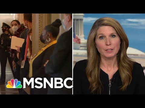 Nicolle: Trump Lawyer 'Lied' When He Said He Never Saw Dems' Security Videos, Per Source   MSNBC