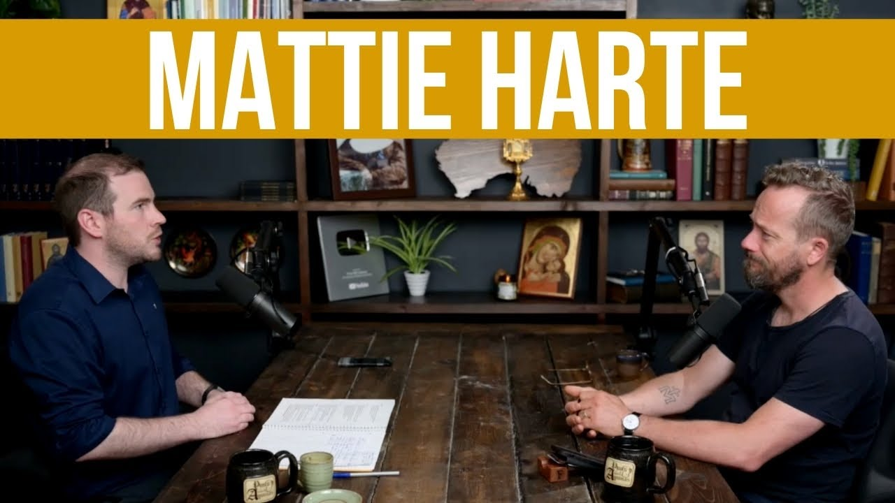 AN INTERVIEW WITH MATTIE HARTE ON FAITH, LIFE AND FORGIVENESS