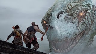 GOD OF WAR  - SERPIENTE DEL MUNDO #4