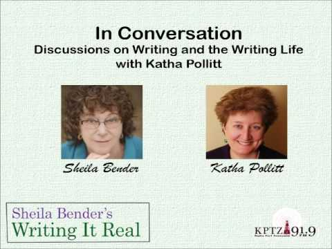In Conversation with Katha Pollitt