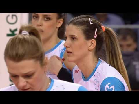 20150404 CEV Champions League Women SF Chemik POLICE vs Unen