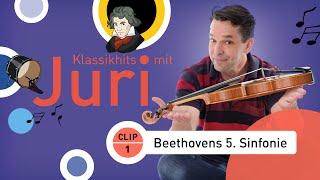 Klassikhits Mit Juri: Beethovens 5. Sinfonie – Clip 1