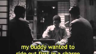 2 Yasujiro Ozu   1952 Ochazuke no aji   The Flavour of Green Tea Over Rice incrust