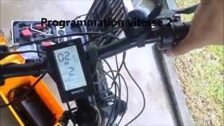 Transformation d'un vélo en vélo électrique ( ewheel.re )