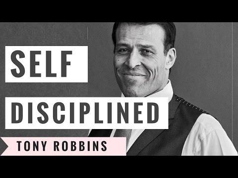 Tony Robbins: SELF DISCIPLINE (Motivational Video)