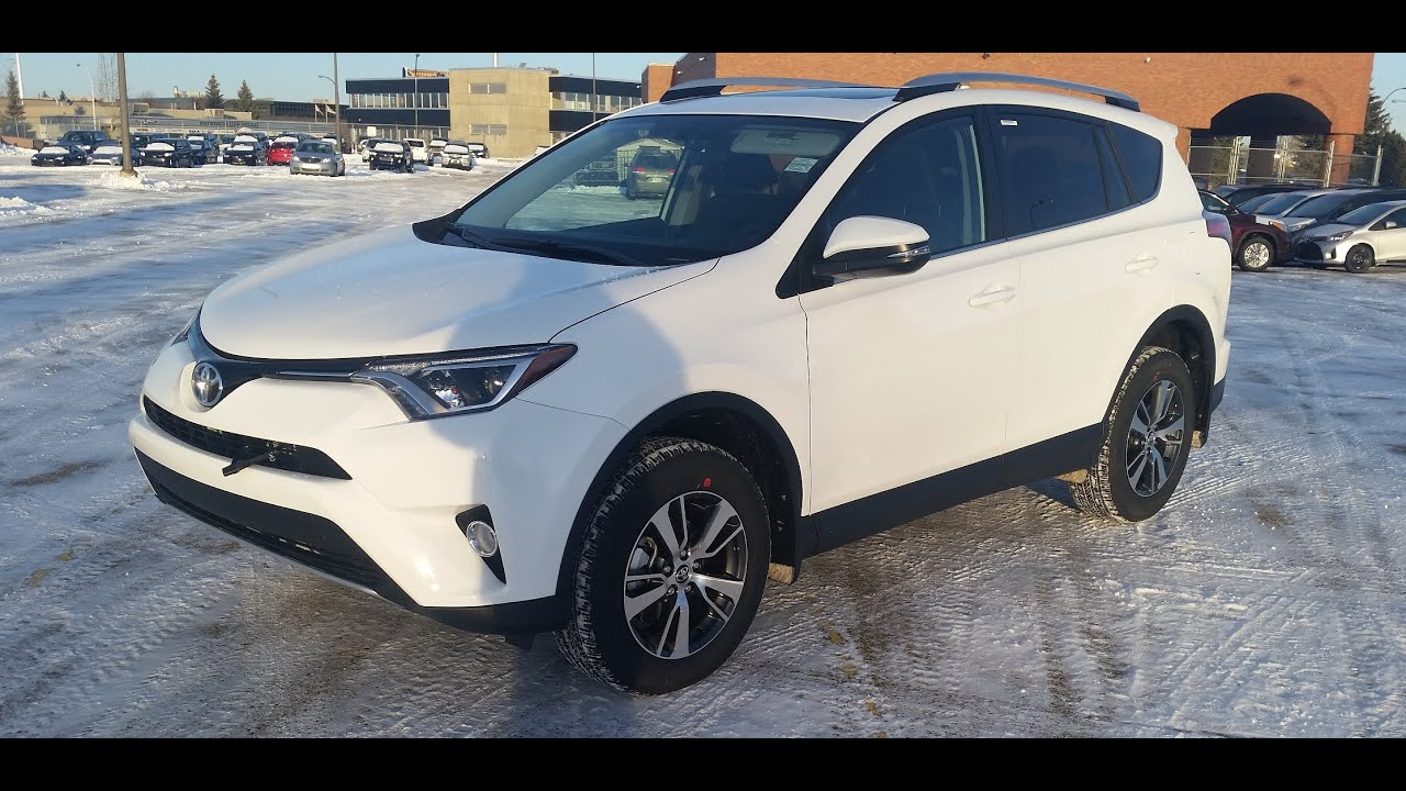 2016 toyota rav4 xle awd review and walk around youtube. Black Bedroom Furniture Sets. Home Design Ideas