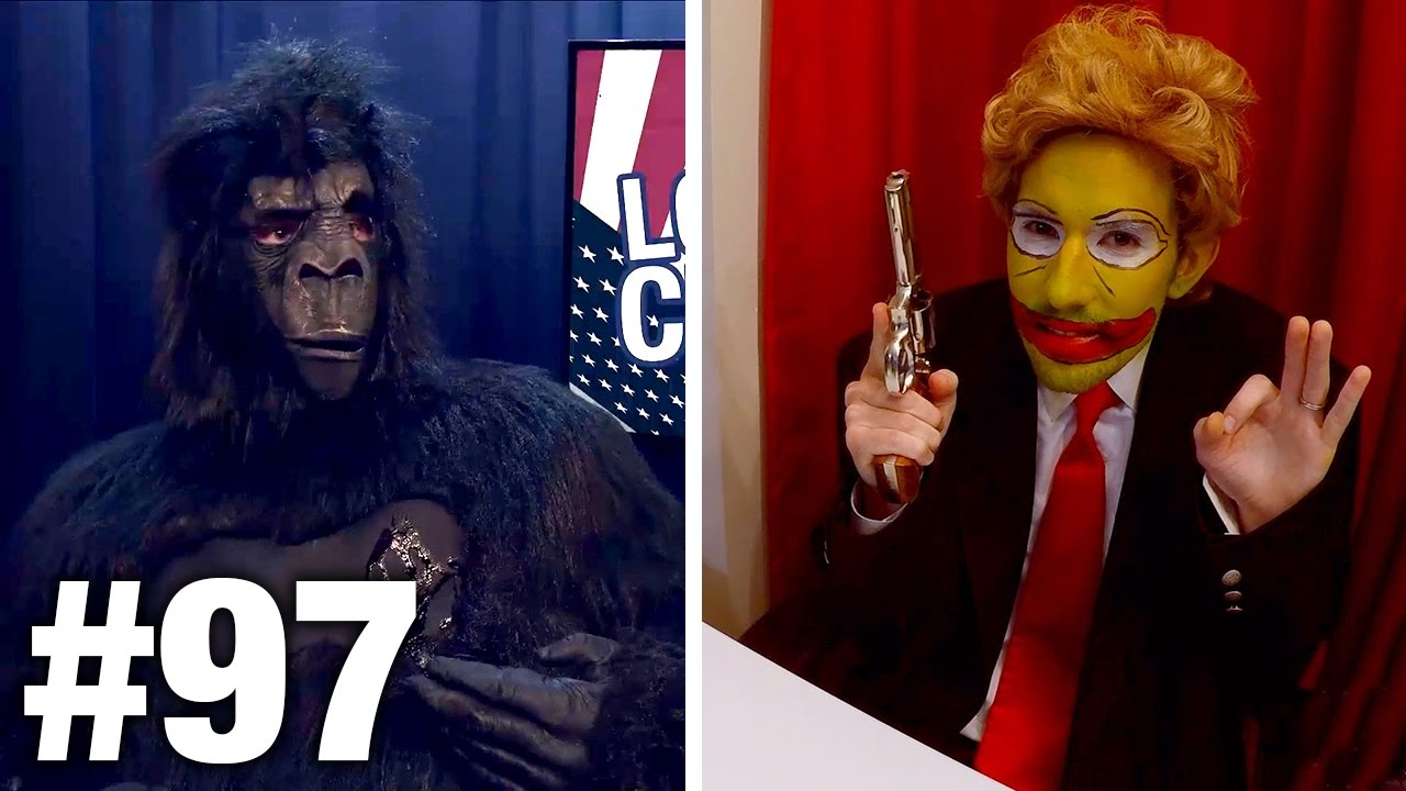 Download #97 OMG! PEPE KILLED HARAMBE! Dana Loesch and Papa Crowder | Louder With Crowder