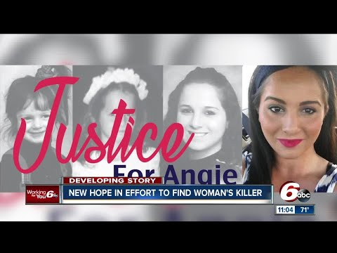 New hope in effort to find Angie Barlow's killer