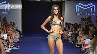 MARYAN MEHLHORN #3 - BEACH INVADERS SS 2020 Maredamare 2019 Florence - Fashion Channel