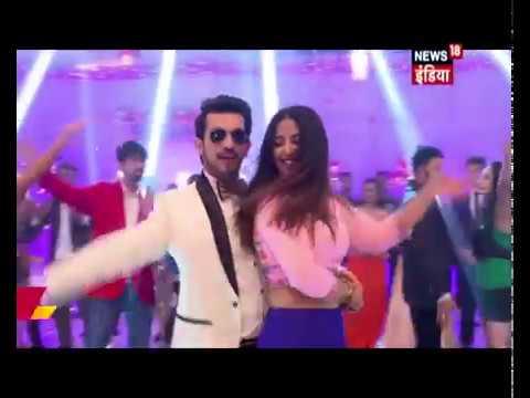 Arjun Alisha Jannat & Ritvik On Dance Floor || Happy 2018 || #1