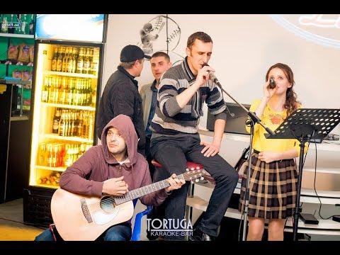 #7  Синяя гитара 2.0, Tortuga Karaoke-Bar 30.01.2015
