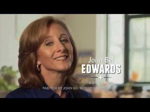 John Bel Edwards - Friend of Education