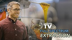Why Full Spectrum Cannabis Extracts Are the Future