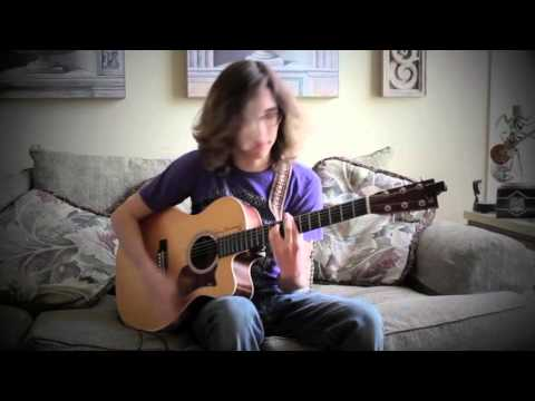 Jimi Hendrix - Have You Ever Been to Electric Ladyland - Little Wing - Acoustic Fingerstyle Medley