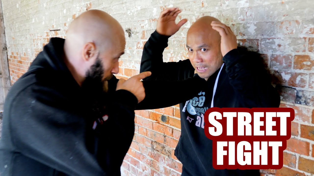 How to attack and defense in Street Fighter