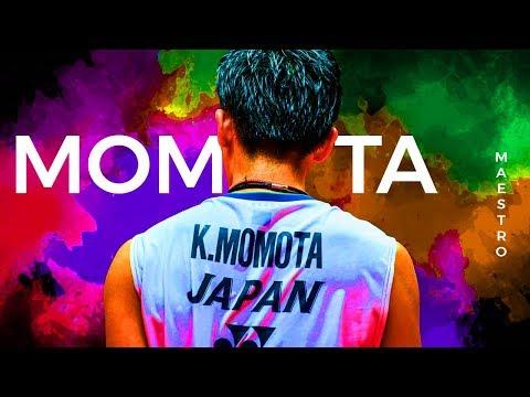 Kento Momota - The Maestro | World No.1| Rise Of A New Hero In Badminton | God Of Sports