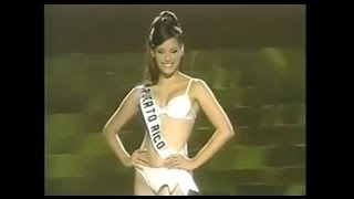Isis Casalduc at the Miss Universe 2002 preliminary competition(Isis Casalduc, Miss Puerto Rico at the Miss Universe 2002 preliminary competition in Puerto Rico., 2014-02-03T17:50:54.000Z)