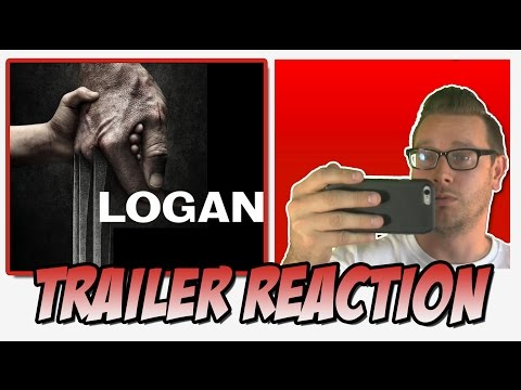 REACTION & REVIEW - Logan Trailer #1 (Wolverine 3)