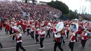 Leland Stanford Junior University Marching Band - 2013 Pasadena Rose Parade
