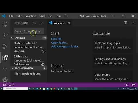 How To Install Visual Studio Code On Pc