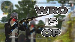 ROS Shotgun Montage WRO - Rules of Survival
