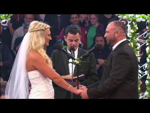 The Wedding Of Brooke Hogan and Bully Ray
