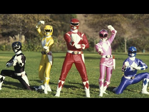 The 10 Things You Forgot About Power Rangers' First Episode