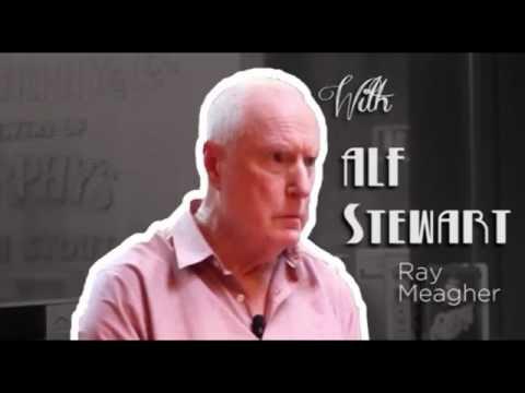 Alf Stewart in Sober Lane