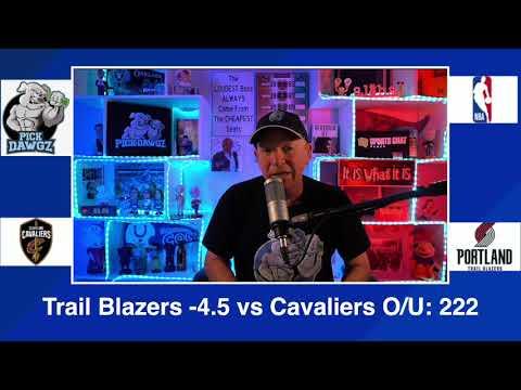 Portland Trail Blazers vs Cleveland Cavaliers 2/12/21 Free NBA Pick and Prediction NBA Betting Tips